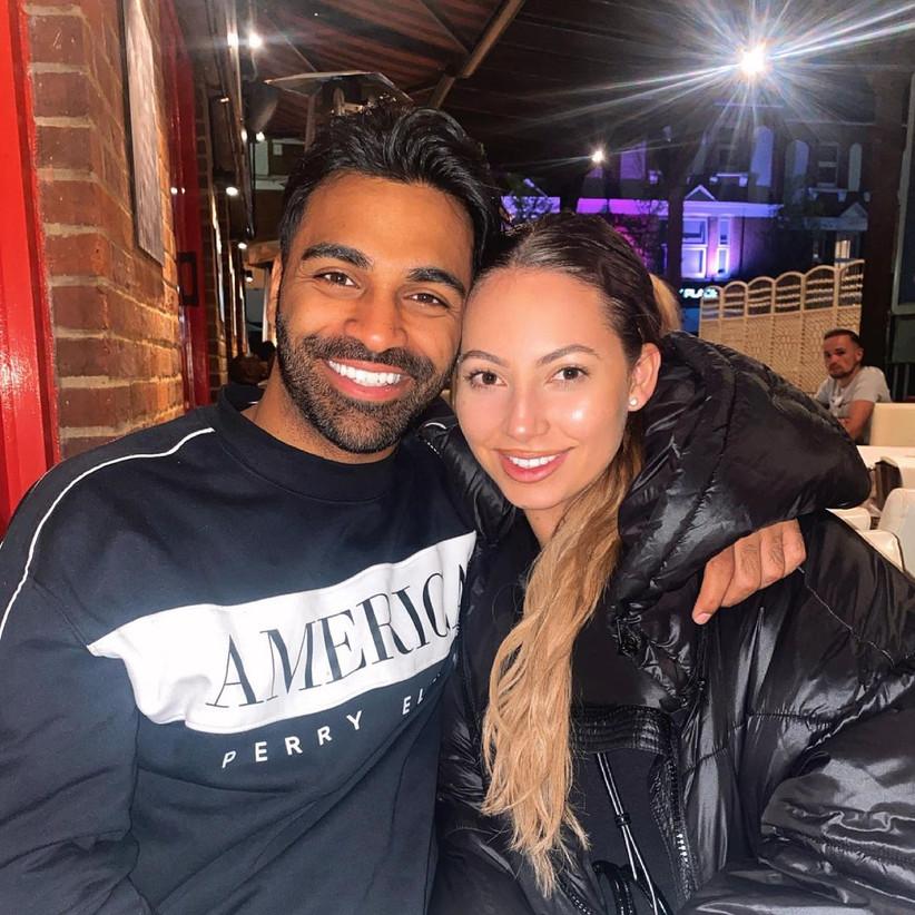 Nas Masood and Eva Zapico