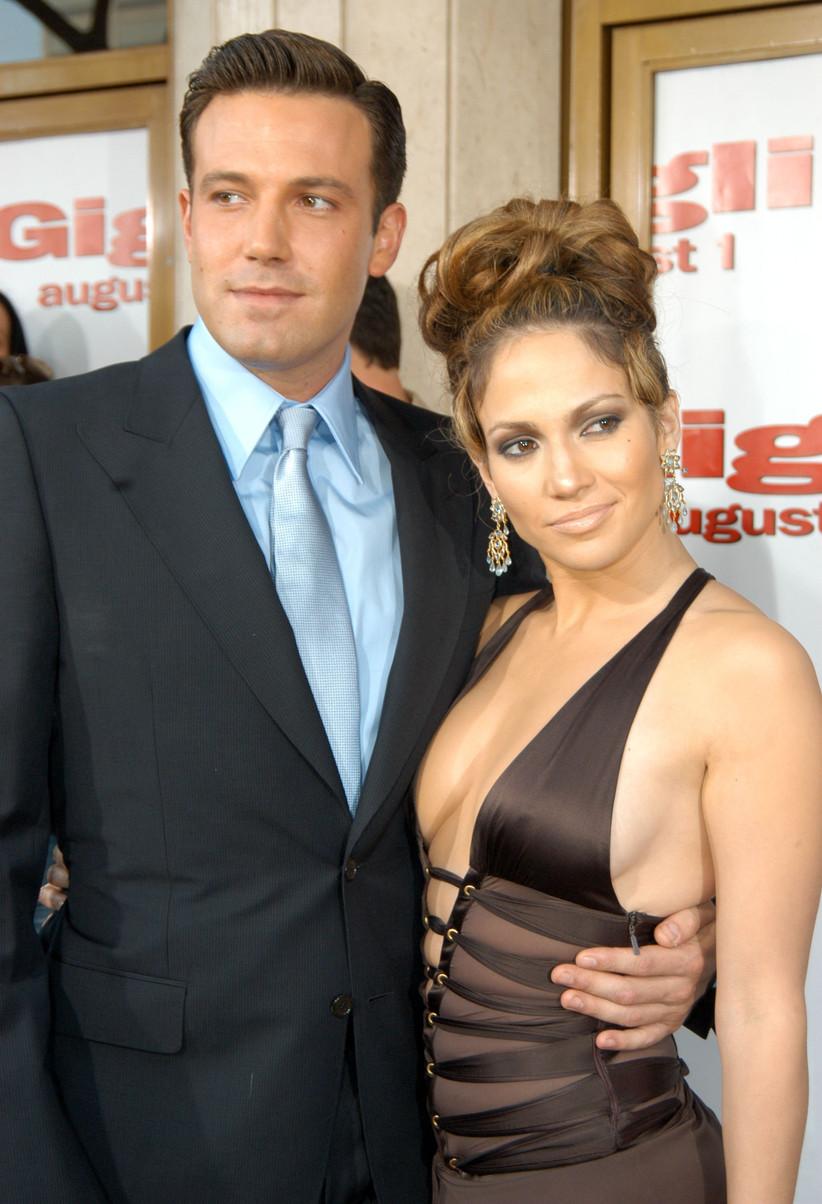 J.Lo and Ben Affleck