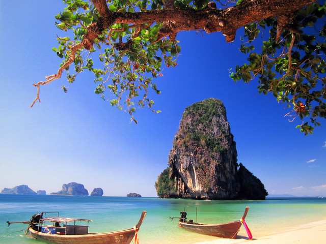 Where to Eat, Sleep & Relax in Thailand