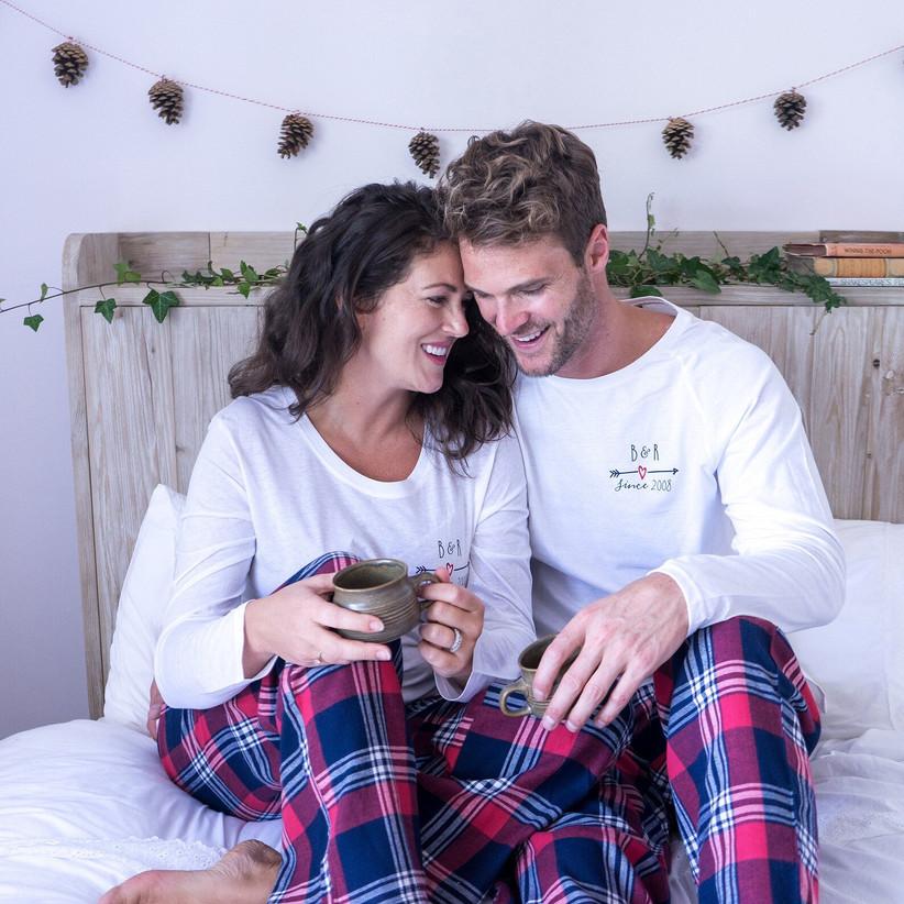His and Hers Pyjamas