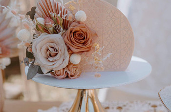 Meet the Biggest Wedding Cake Trend for 2022