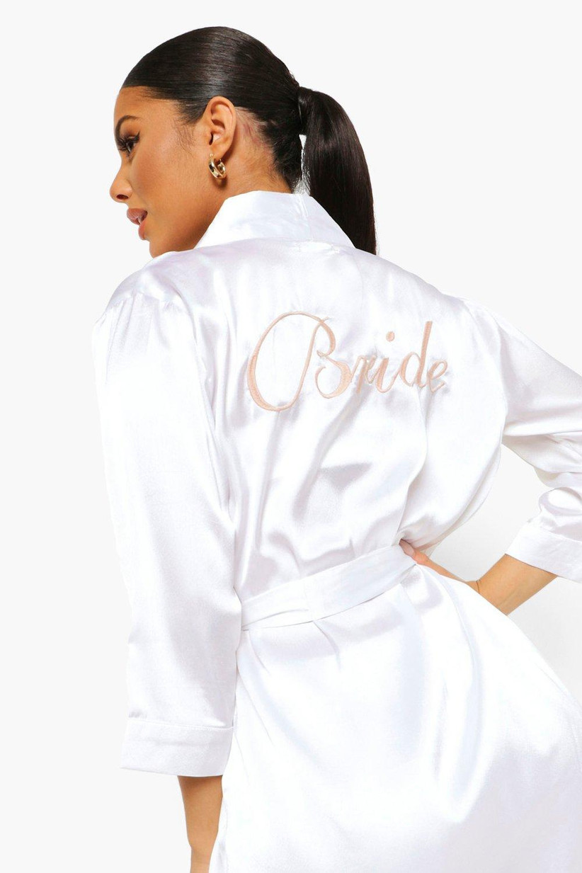 Bride and Bridesmaid Robes and PJs
