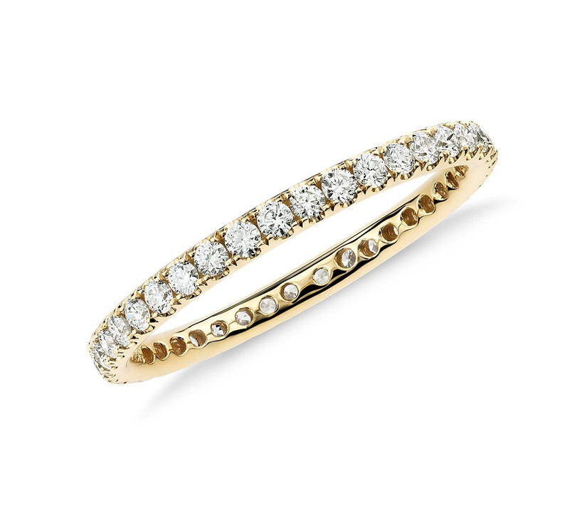 Riviera Ring in Gold