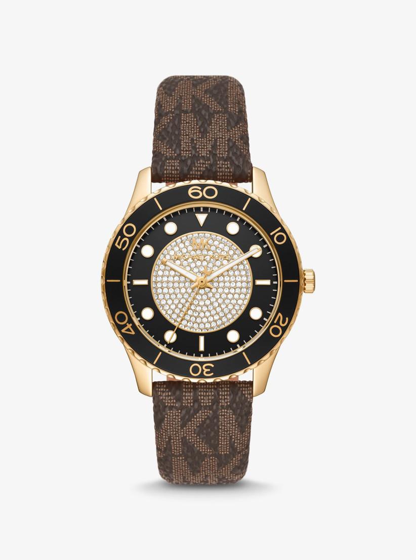 Michael Kors engagement watch