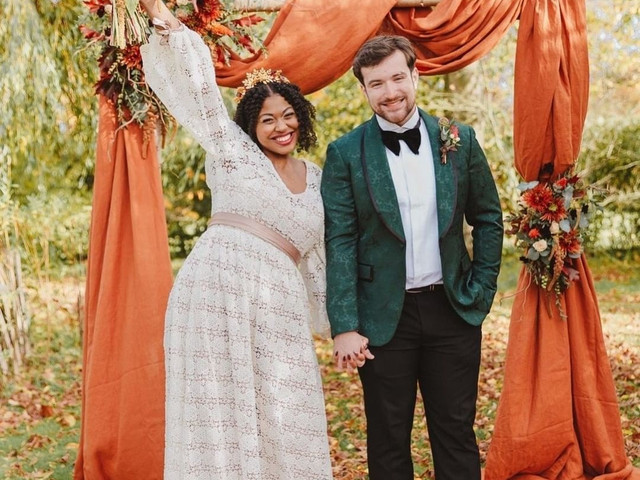 The 10 Most Popular Wedding Themes on Pinterest Revealed