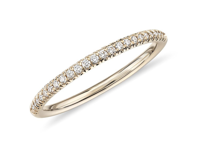 25 of the Best Blue Nile Wedding Rings