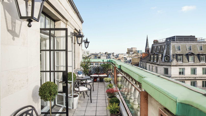Terrace at The Langham