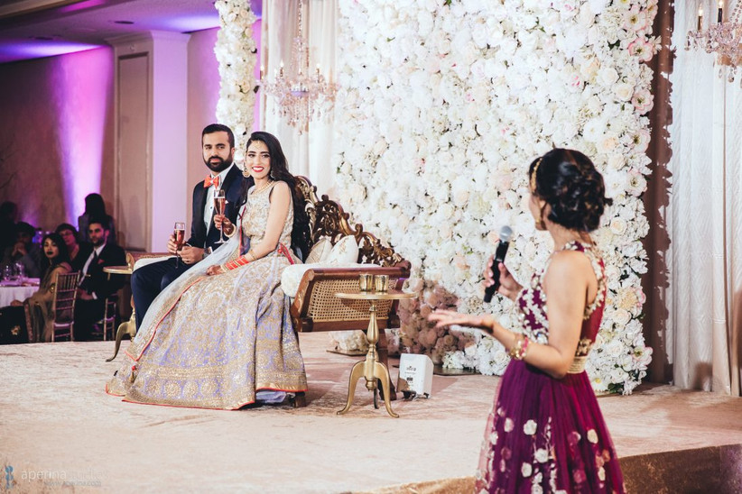 Asian wedding speeches
