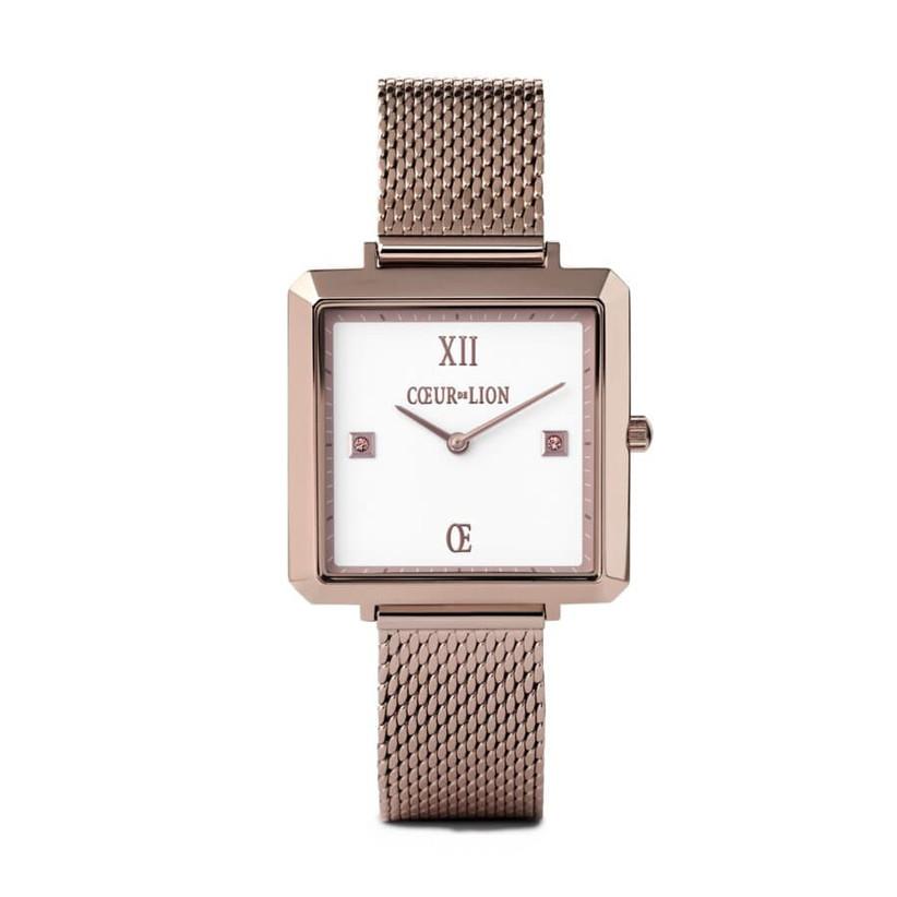 Jewel engagement watch