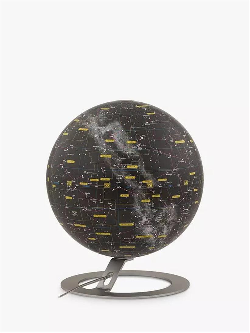 Night sky globe