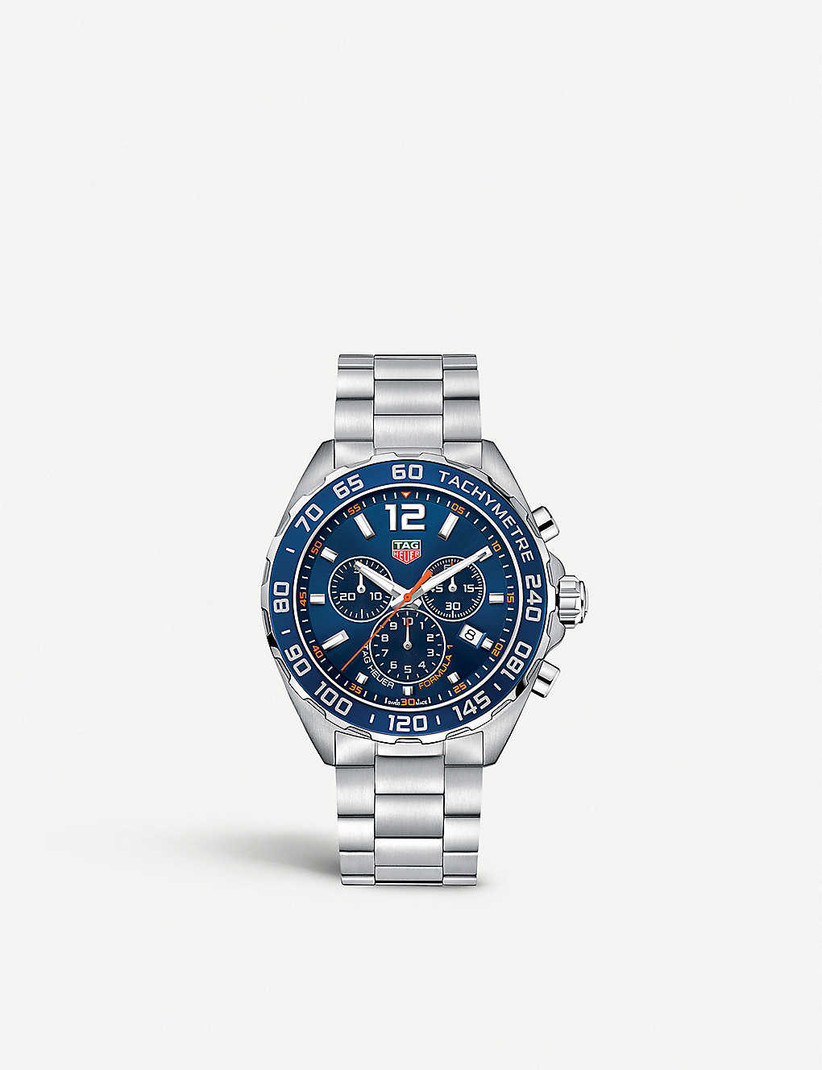 Tag Heur engagement watch