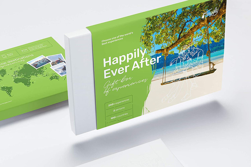 Happily ever after wedding gift
