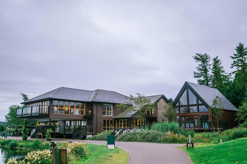 Country resort wedding venue