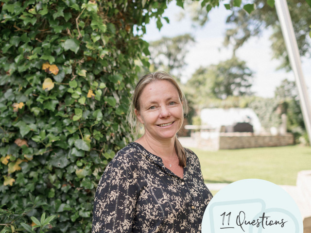 11 Questions with... Emma Caddis of Treseren, Cornwall