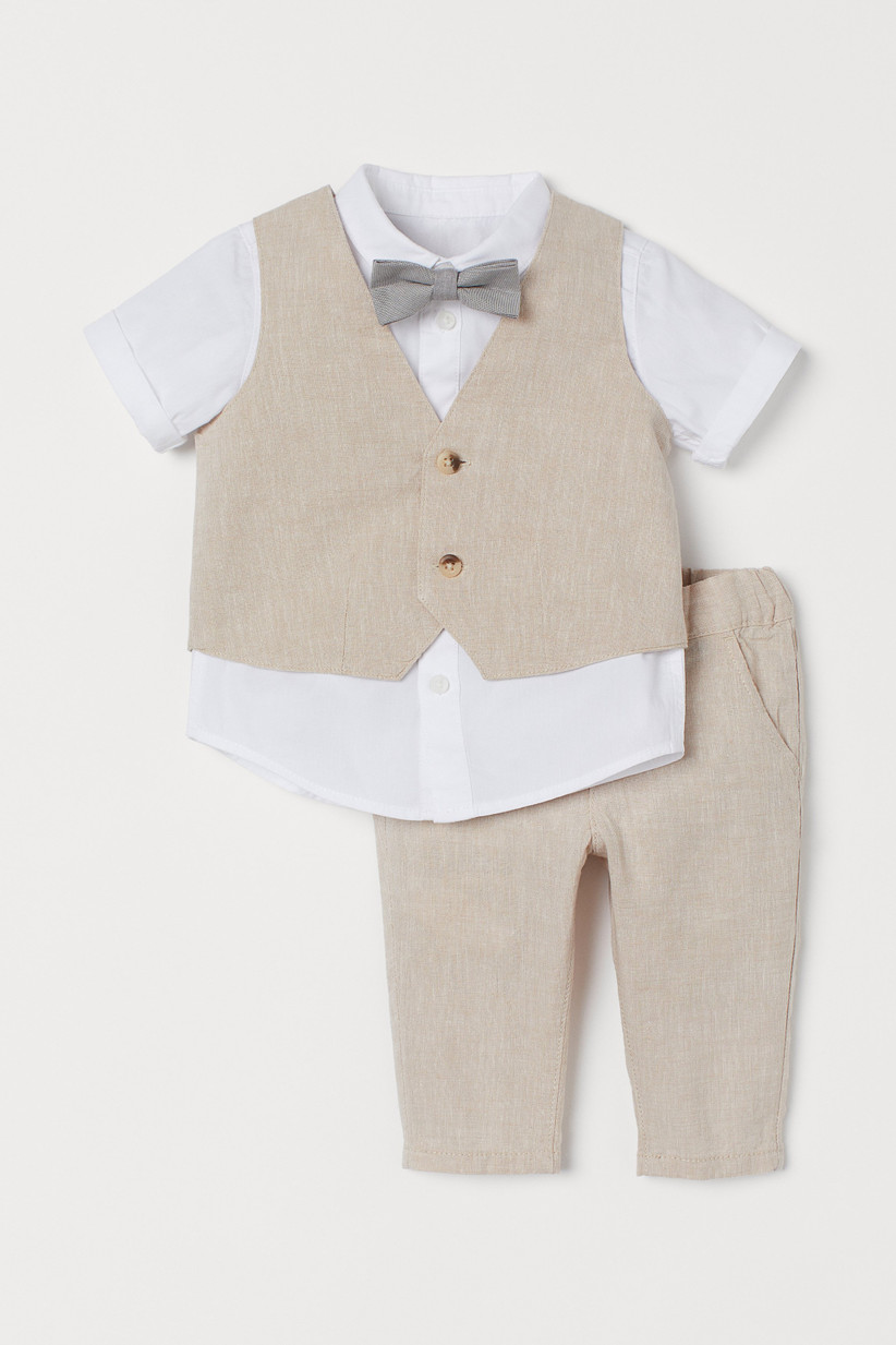 Wedding Baby Boy Outfits