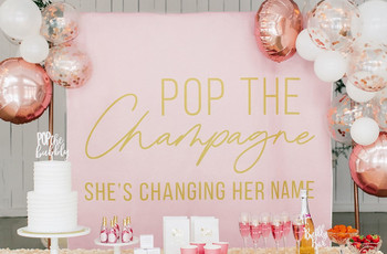 Bridal Shower Decorations: 31 Beautiful Ideas Your Bestie Will Love