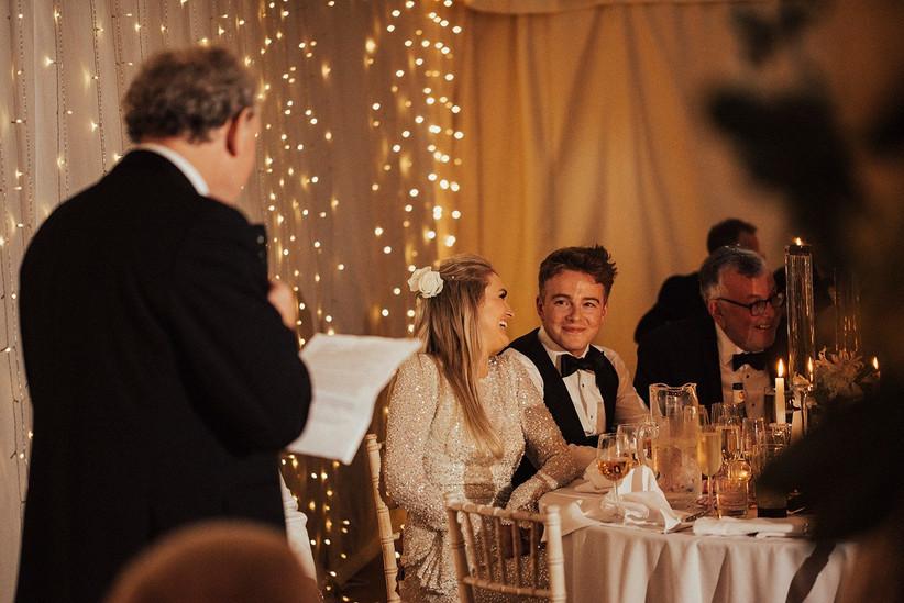 Writing the Perfect Wedding Speech
