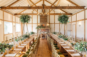 Sensational Spring Wedding Venues That You'll Adore