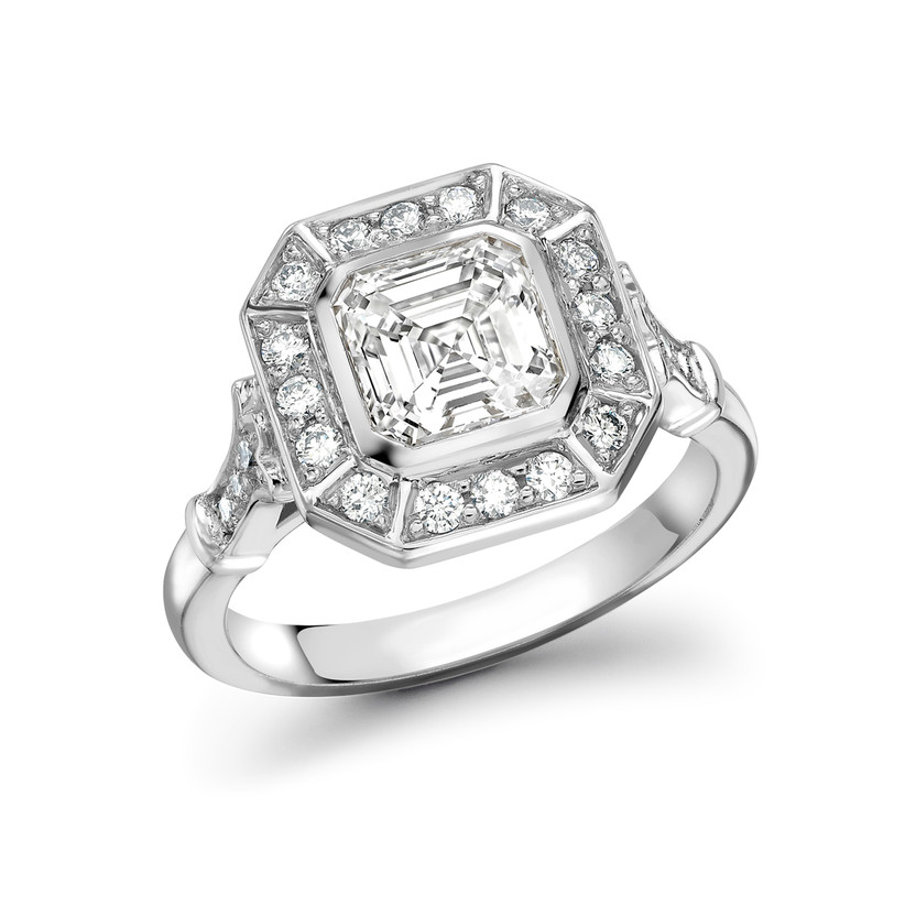 Popular engagement ring trends 2020 8