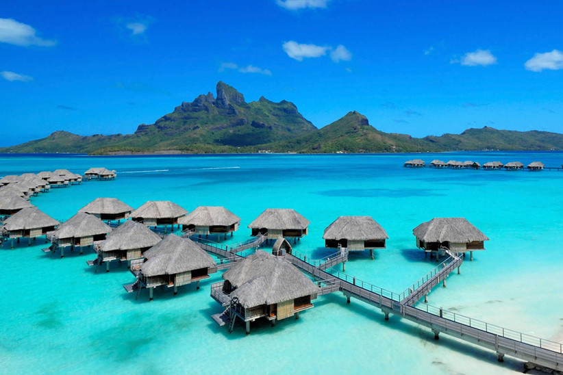 best-honeymoon-hotels-in-the-world-four-seasons-bora-bora
