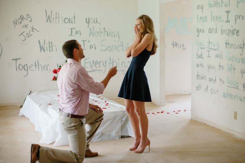 Best Ways to Propose at Home