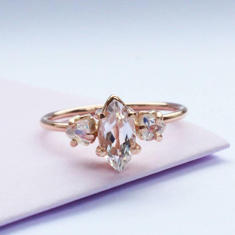 three-stone-rose-gold-engagement-ring