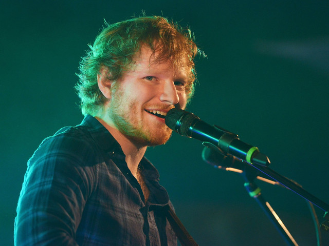 8 Ed Sheeran Songs You Need at Your Wedding