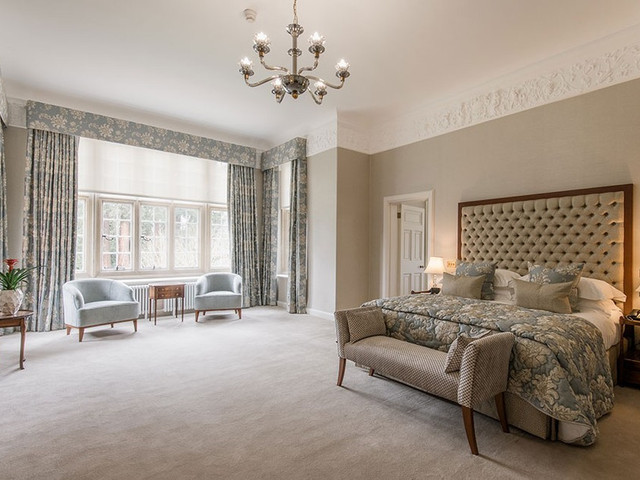 Tylney Hall, Hampshire: Hotel Review