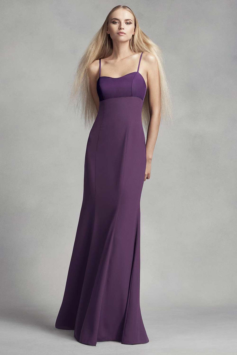 The Best Purple And Lilac Bridesmaid Dresses Hitched Co Uk