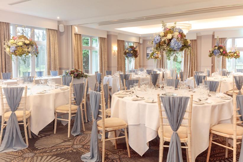 Blackburn Dunkenhalgh Towneley Suite Wedding Ceremony
