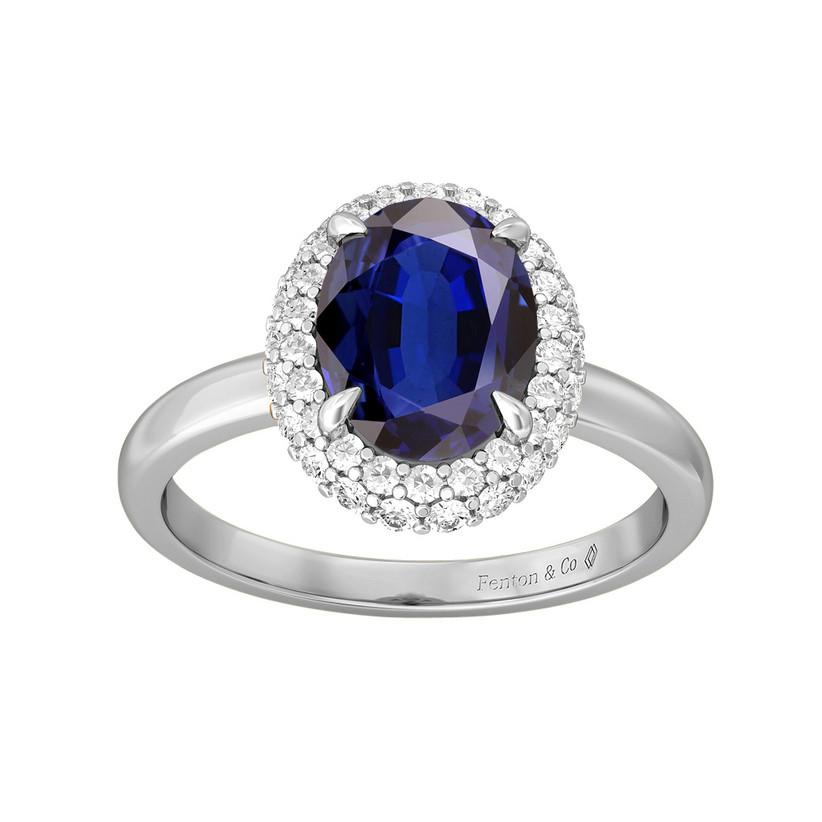 wedding anniversary stones - sapphire