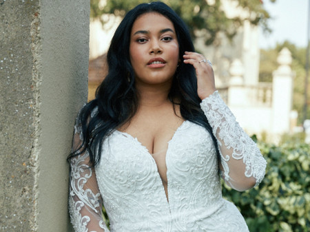 The Best Plus-Size Wedding Dresses from Maggie Sottero