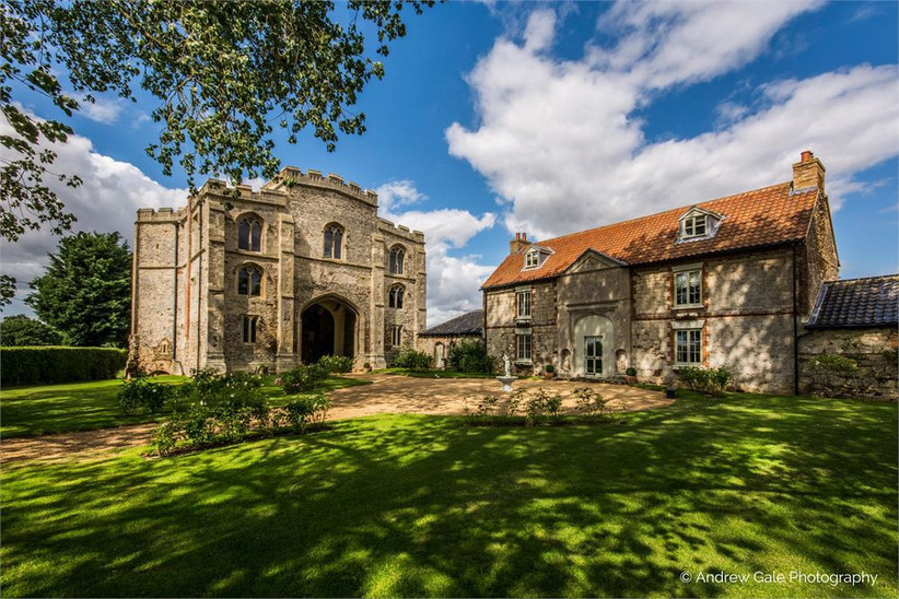 best-wedding-venues-in-norfolk-pentney-abbey