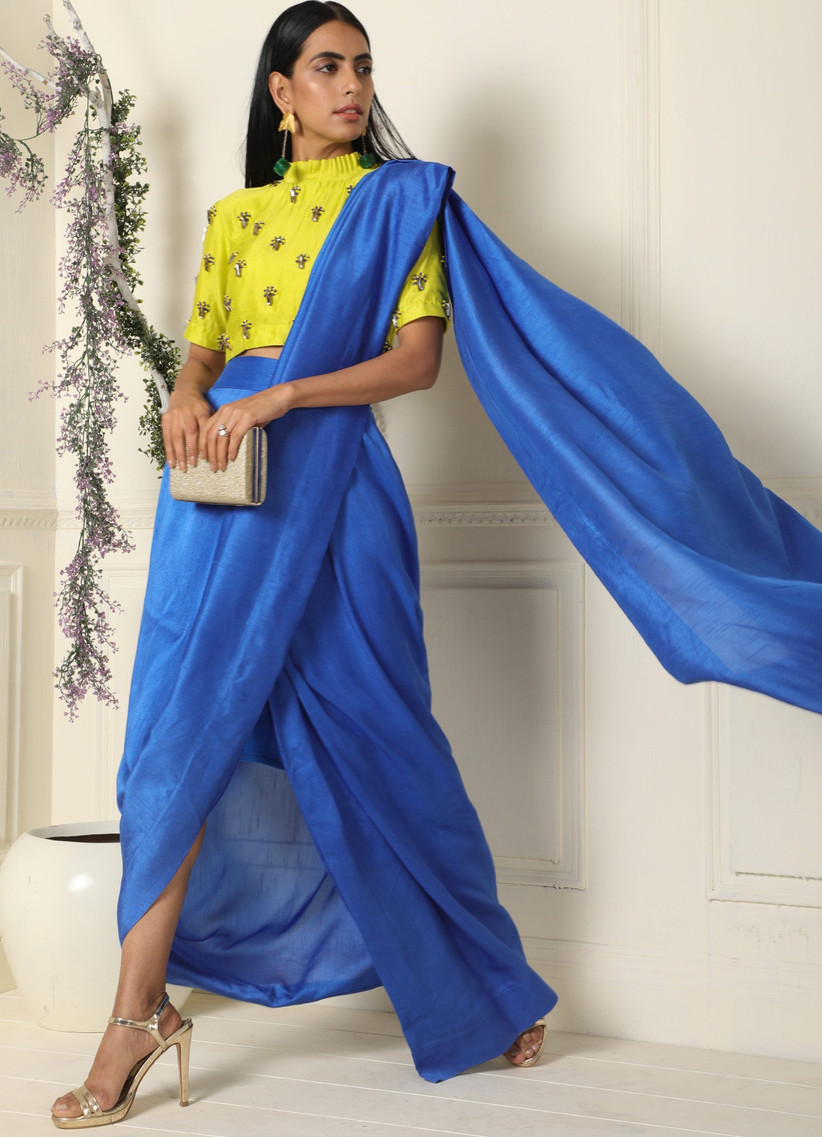 Indian wedding guest outfit 7