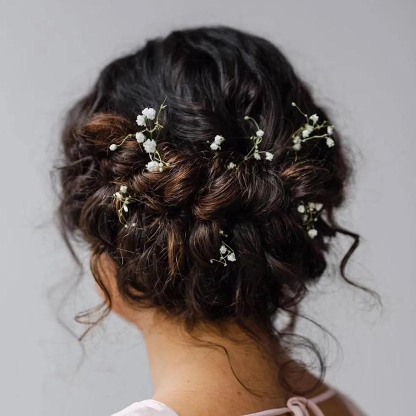Bridesmaids hairstyles 7