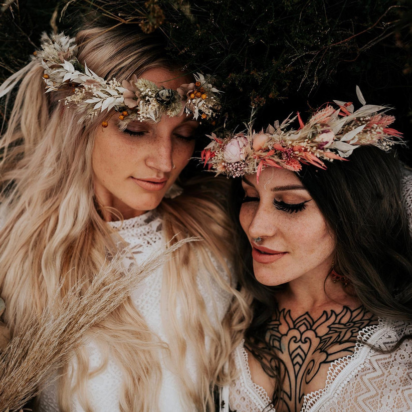 Flower Crown Ideas 30