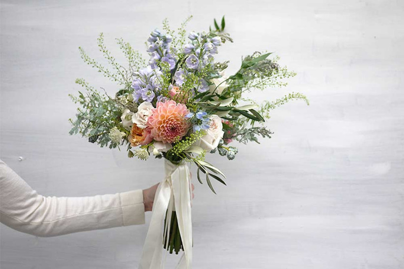 freeform-wedding-bouquet-by-lavender-and-rose