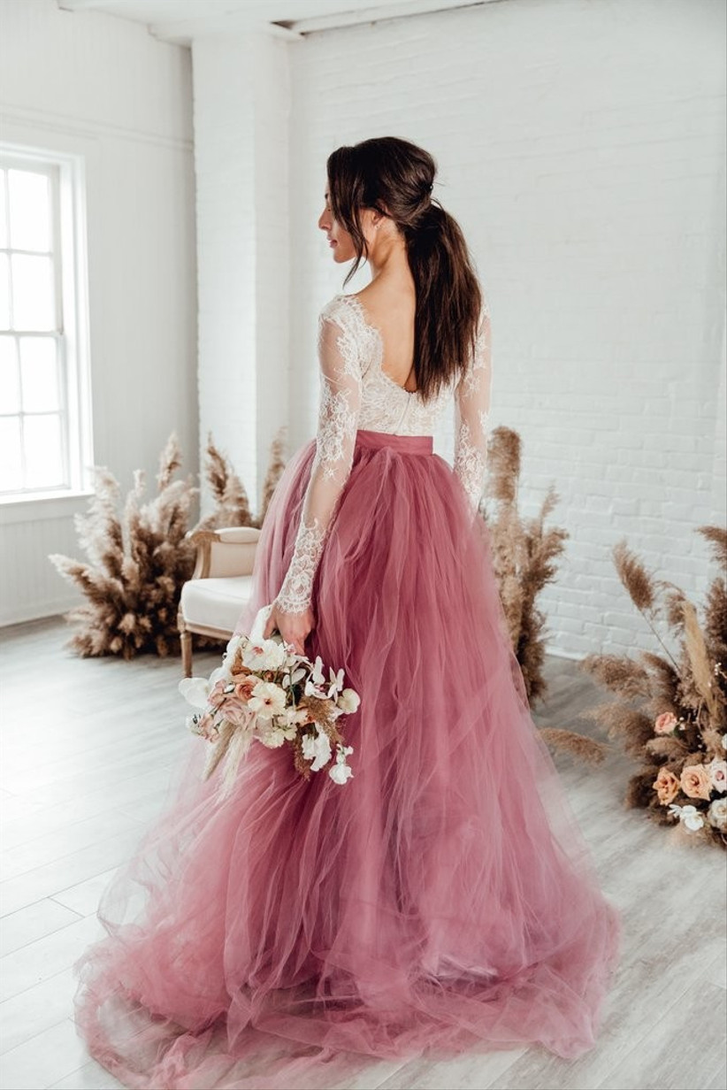 How to buy your wedding dress from home