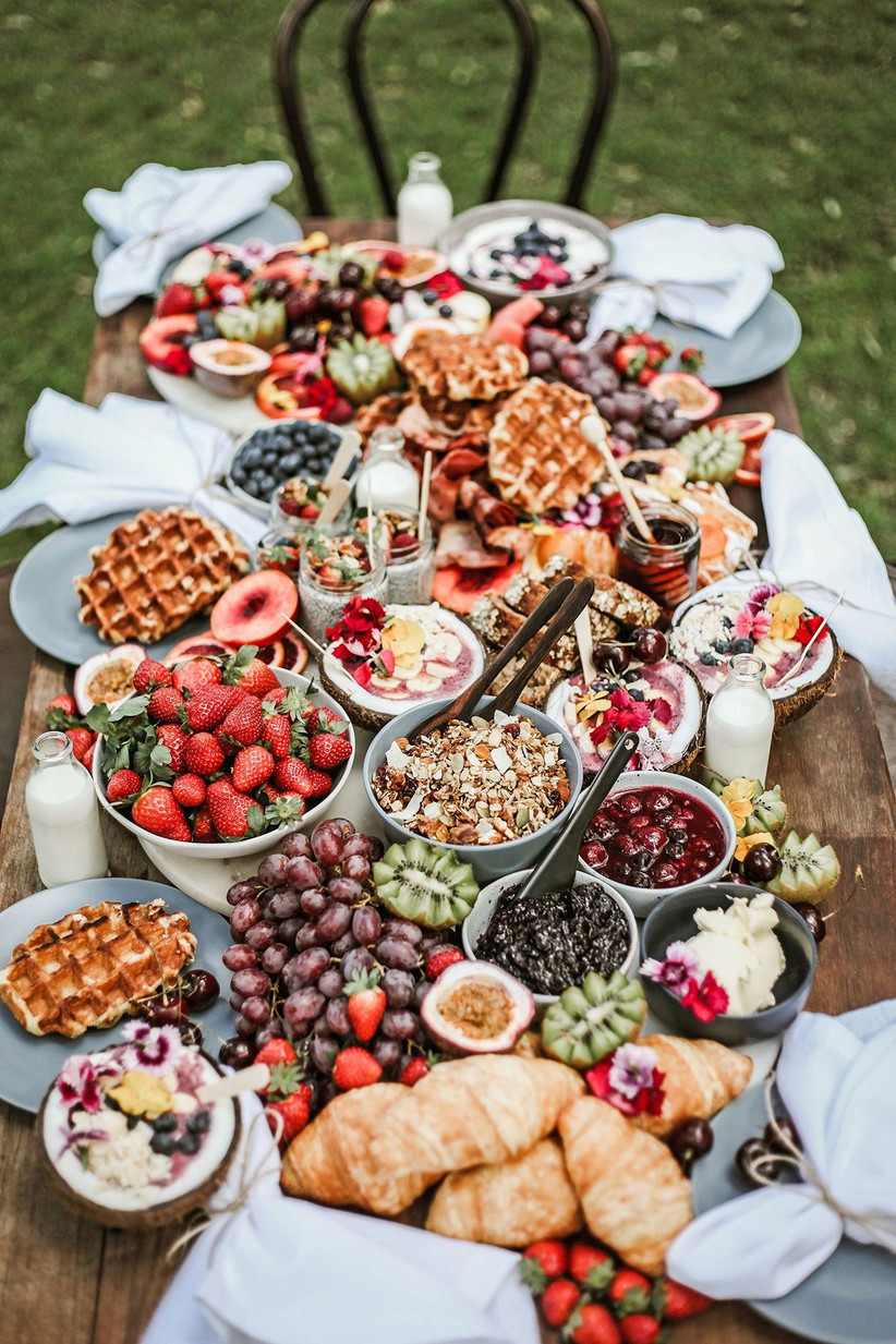 Grazing Tables 18 Ideas For Your Wedding And How To Make Your Own Hitched Co Uk