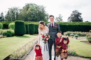 Multicultural Weddings: How Real Couples Merged Their Cultures on Their Wedding Day