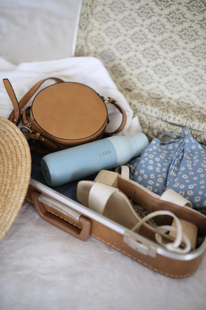 Honeymoon Packing Hacks