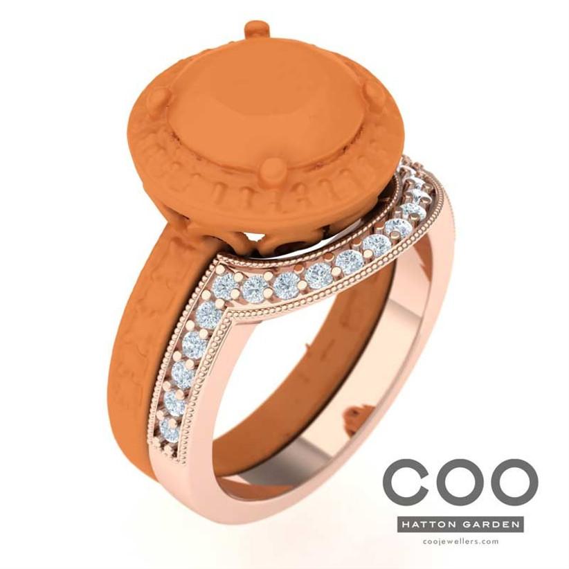 rose-gold-shaped-wedding-ring