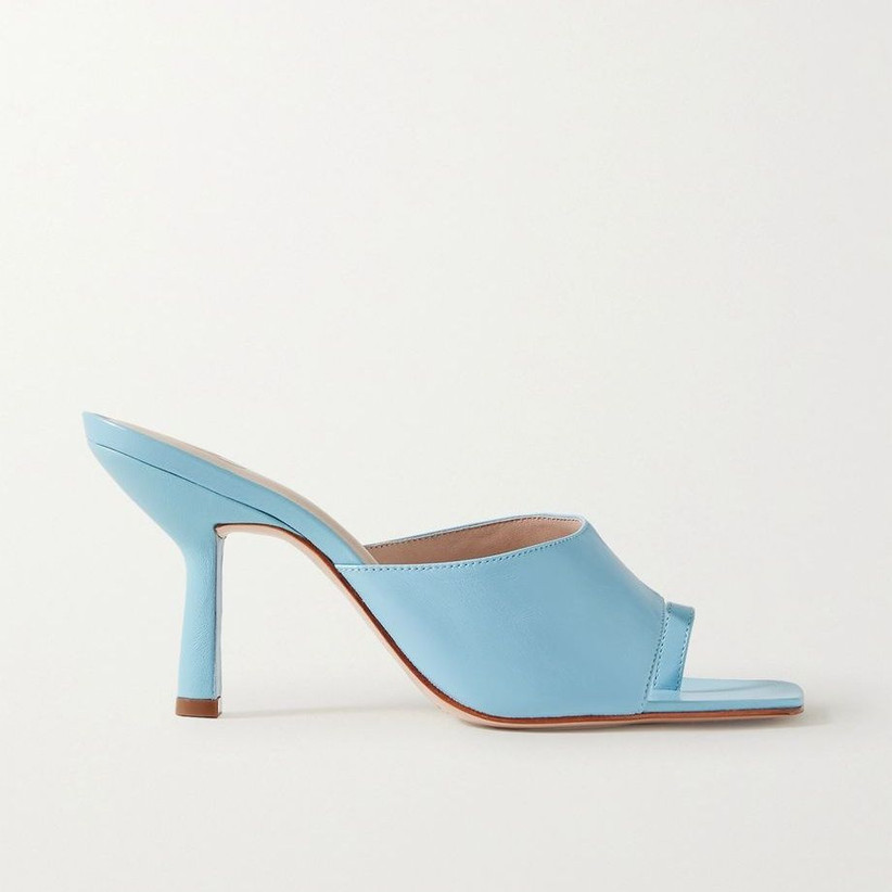 33 Seriously Stunning Blue Wedding Shoes Hitched Co Uk
