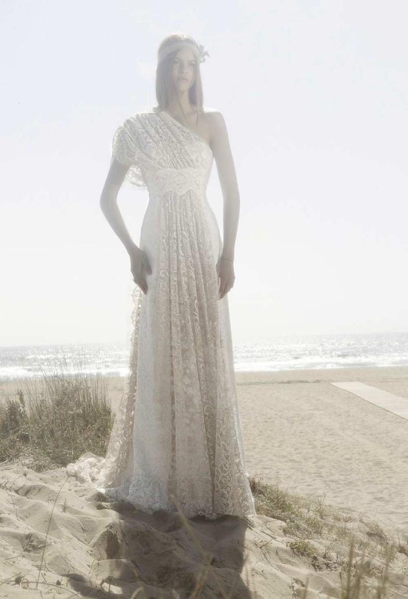 one-shoulder-lace-wedding-dress