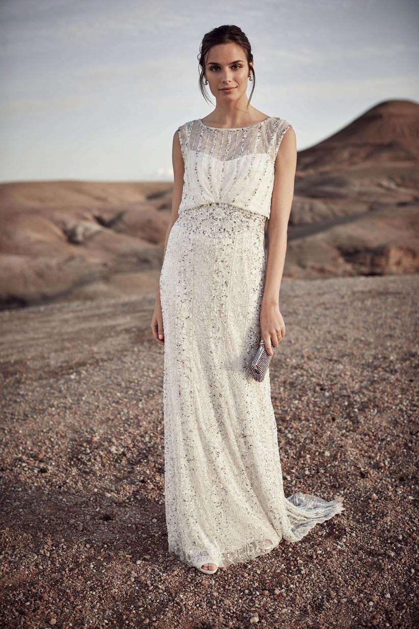 1920s Wedding Dresses Hitched Co Uk