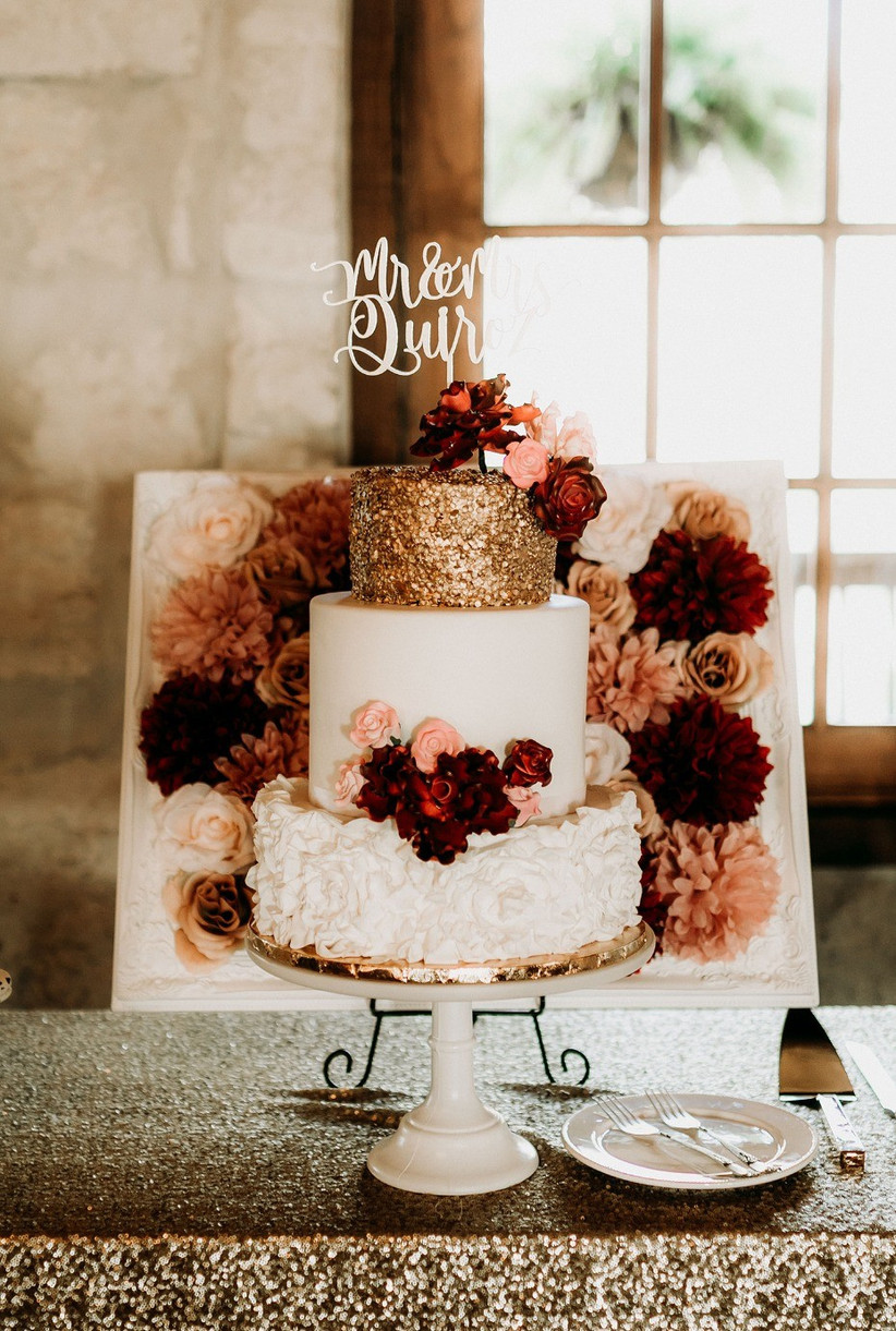How To Choose Your Wedding Cake Hitched Co Uk