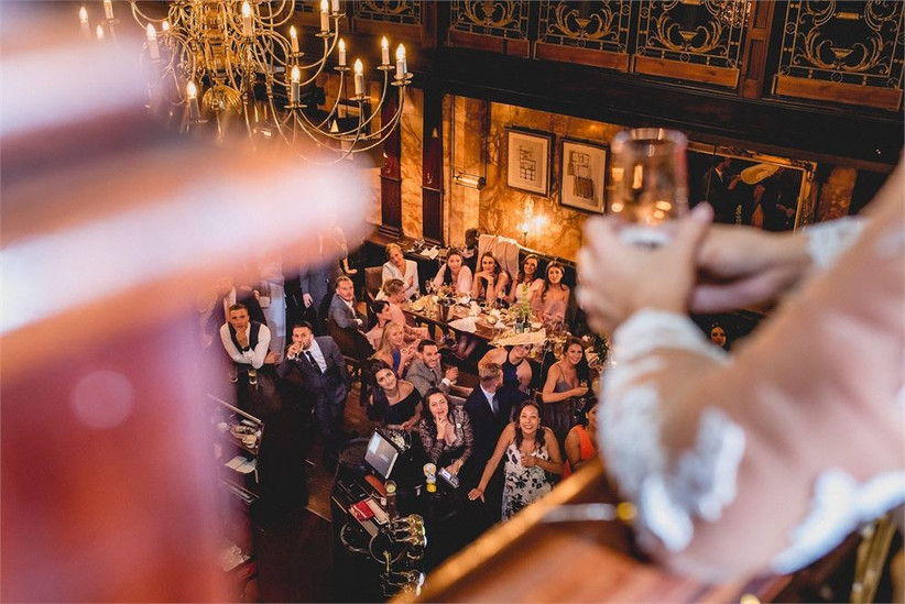 London Pub Wedding Venues The Counting House 2