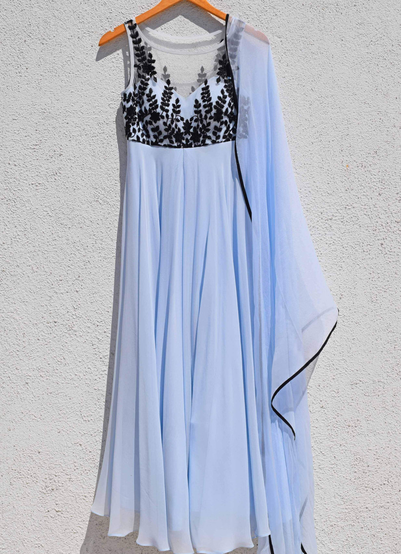 Indian wedding guest outfit 12