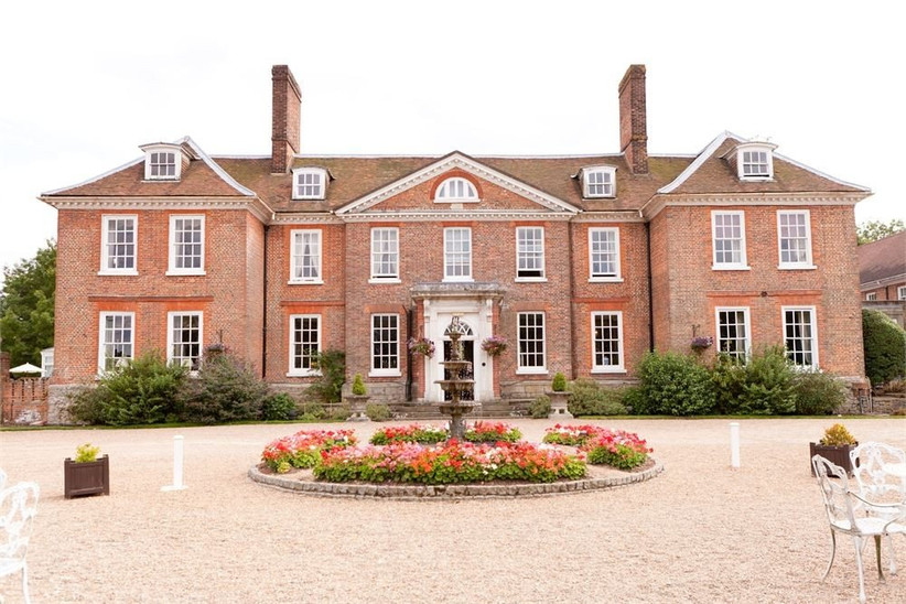 Chilston Park Hotel Wedding Venues