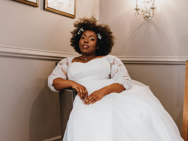How to Be a Body Positive Bride: 5 Truths You Need to Know